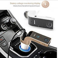 Модулятор АВТОМОБИЛЬНЫЙ Car G7 FM Modulator Bluetooth
