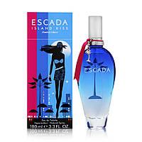 Женская туалетная вода Escada Island Kiss 100 мл E0111-1