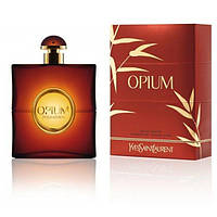 Женский парфюм Yves Saint Laurent Opium Red 90 мл E0164-1