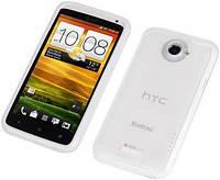 Чехол-накладка Yoobao 2 in 1 для HTC One S (Z320e/Z520e/Z560e) white с защитной плёнкой