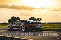 Ford Mustang на дисках Vossen LC-102