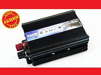Преобразователь напряжения, авто инвертор 12V-220V 500W. Высокое качество. Удобный и практичный. Код: КДН1850