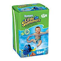 Подгузники-трусики Huggies Little Swimmers Small Размер 3-4 (7-15 кг), 12 шт 2961061 ТМ: Huggies