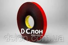 Монтажная лента 3M™ VHB™ 4611, 6,0х1,1 мм, рулон 5 м