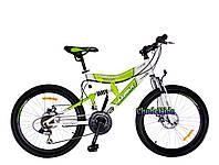 """Горный скоростной велосипед Azimut Tornado GD 24"""""""