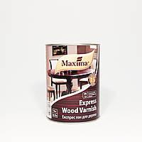 Экспресс лак для дерева Maxima Express Wood Varnish (0,75л)