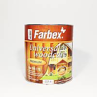 Лак ПФ-170 для наружных работ Farbex (2,5л)