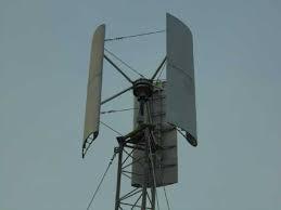 Ветрогенератор VAWT DPV HYBRID MIDDLE 2.5 кВт
