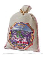 Фиточай Горный шалфей с черным чаем, полотняный мешочек, 150 гр