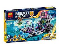 Конструктор Bela 10591 Нексо Найтс Мобильная тюрьма Руины (Аналог Lego Nexo Knights 70349)