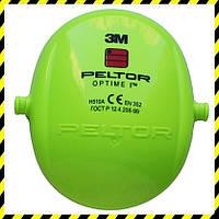Дополнительная чашка для наушников 3M Peltor Optime I (зелёные), 1 шт.