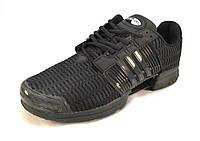 Кроссовки мужские  Adidas Climacool текстиль черные (р.41,43,44,46)