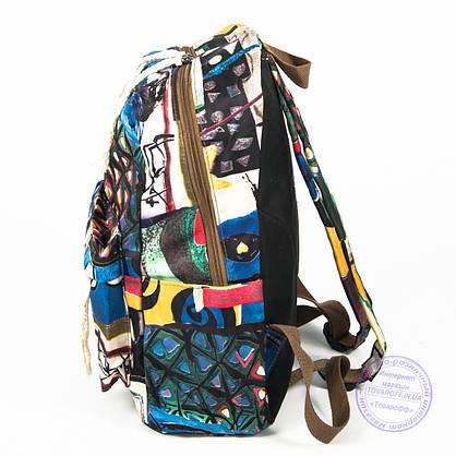 Стильный рюкзак небольшого формата - 024, фото 3