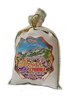 Фиточай Горная душица с черным чаем, полотняный мешочек, 150 гр