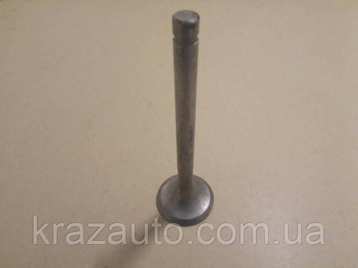Клапан выпускной ЯМЗ малый 236-1007015