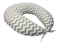 Подушка для кормления  KIDIGO Зигзаг  (PDG-2)