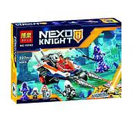 Конструктор Bela серия Nexo Knight 10592 Турнирная машина Ланса (Аналог Lego Nexo Knights 70348)