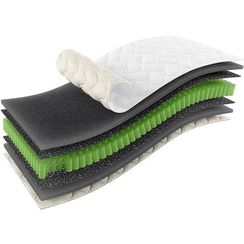 Матрац Epsilon Sleep&Fly Organic