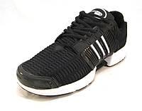 Кроссовки мужские  Adidas Climacool текстиль черные (р.41,42,43,44,45,46)