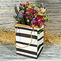 Упаковка для букетов и вазонов малая 21365-09