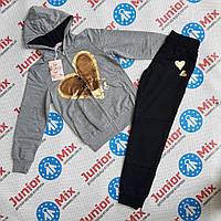 Трикотажный спортивный костюм для девочки подростка F&D, фото 1