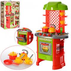 Игровые кухни, наборы посуды, продукты, корзины