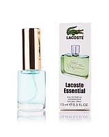 Мини-парфюм мужской 15 мл Lacoste Essential