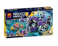 Конструктор Bela 10595 Нексо Найтс Три брата (Аналог Lego Nexo Knights 70350)