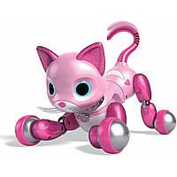 Оригинал Робот интерактивная кошка Zoomer Kitty   Bella