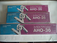 "Электроды ""ВИСТЕК"" АНО-36 d-3мм (2,5кг/пачка)"