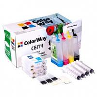СНПЧ ColorWay HP 88, с чипами, без чернил (H88CC-0.0)