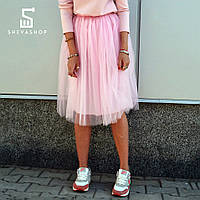 Юбка-пачка Breeze от бренда ANN, розовая, фото 1