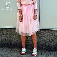 Юбка-пачка Breeze от бренда ANN, розовая