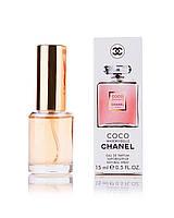 Мини-парфюм женский 15 мл Chanel Coco Mademoiselle