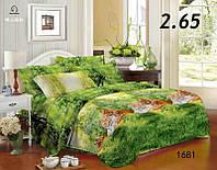 Евро набор постельного белья Полиэстер №080