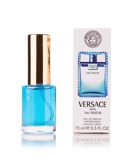 Мини-парфюм мужской 15 мл Versace Versace Man Eau Fraiche