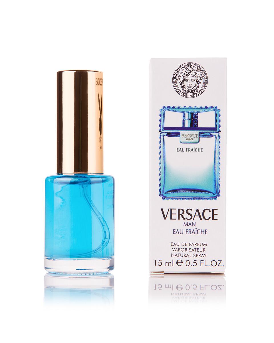 Мини-парфюм мужской 15 мл Versace Versace Man Eau Fraiche (М) - Интернет 3b83a7ff881be