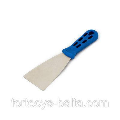 Шпатель синий  80