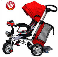 Детский велосипед Baby trike CT-95 красный