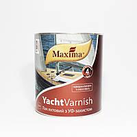Лак яхтный Maxima глянцевый (2,5л)