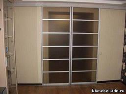 Межкомнатные (перегородки) раздвижные  двери купе, фото 2