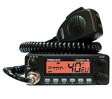 СиБи радиостанция President Harry III ASC (12 V)