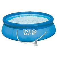 Надувной бассейн INTEX EASY SET 28122 (305 x 76 см)