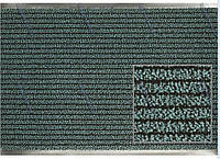 Дорожка грязезащитная Ибица, 90см., зеленая, длина любая