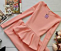 Женская кофта баска