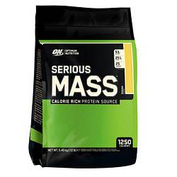 Гейнер Optimum Nutrition Serious Mass (5.4 kg)