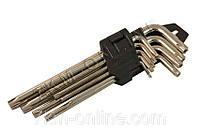 Набор шестигранных ключей Torx TF-008 T10-T50-9шт