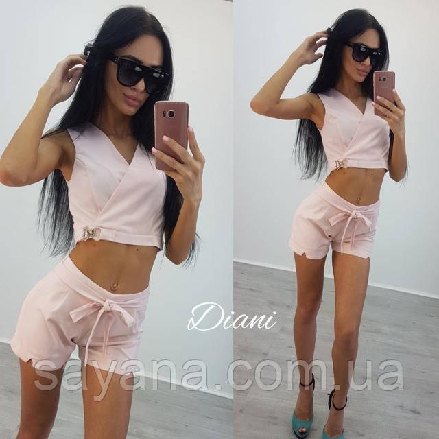 Модный женский костюмчик