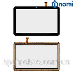 Сенсорный экран для Nomi Terra+ C10102, черный, оригинал