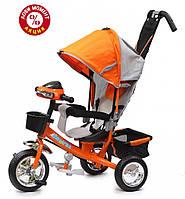 Детский велосипед Baby trike CT-59 оранжевый